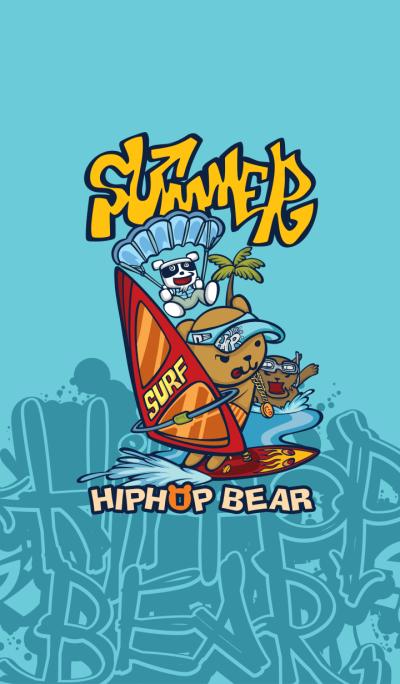 Hip Hop Bear Summer V.1