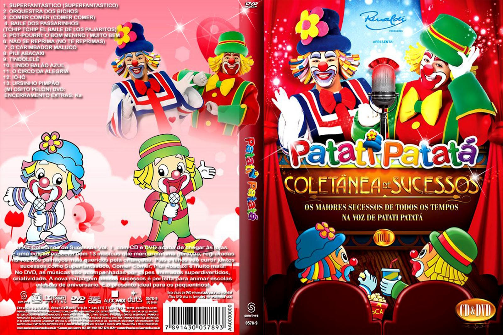 dvd do patati patata 2012 gratis