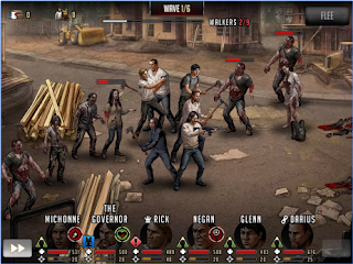 Download Game Walking Dead Road to Survival V3.1.0.42793 Hack MOD Apk