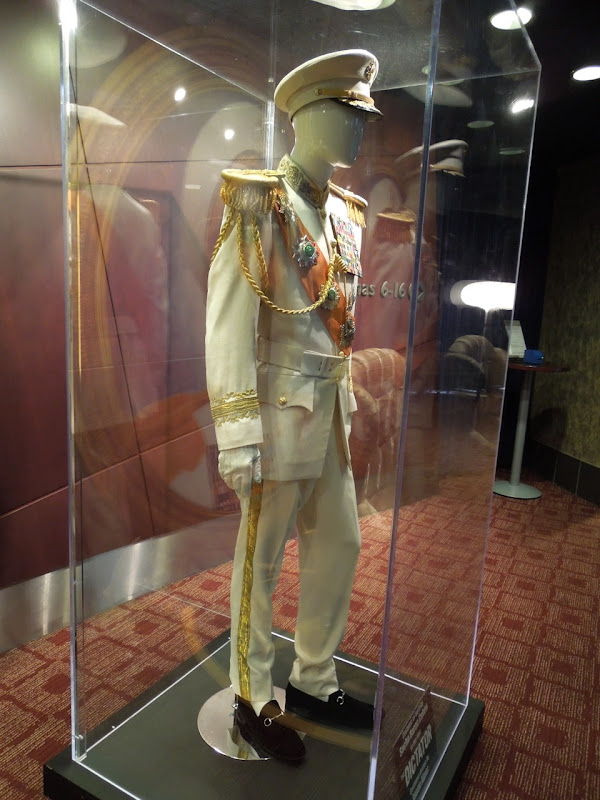 Dictator military movie costume