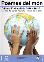 Poemes del món a Cassà de la Selva
