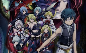 Trinity Seven Movie 2: Tenkuu Toshokan to Shinku no Maou [Sub-Español][MEGA-MF-GD][HD-FullHD][Online]