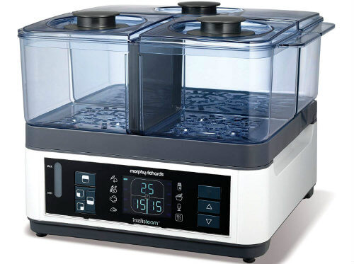 Best electric food steamers for a tasty healthy nutritious food