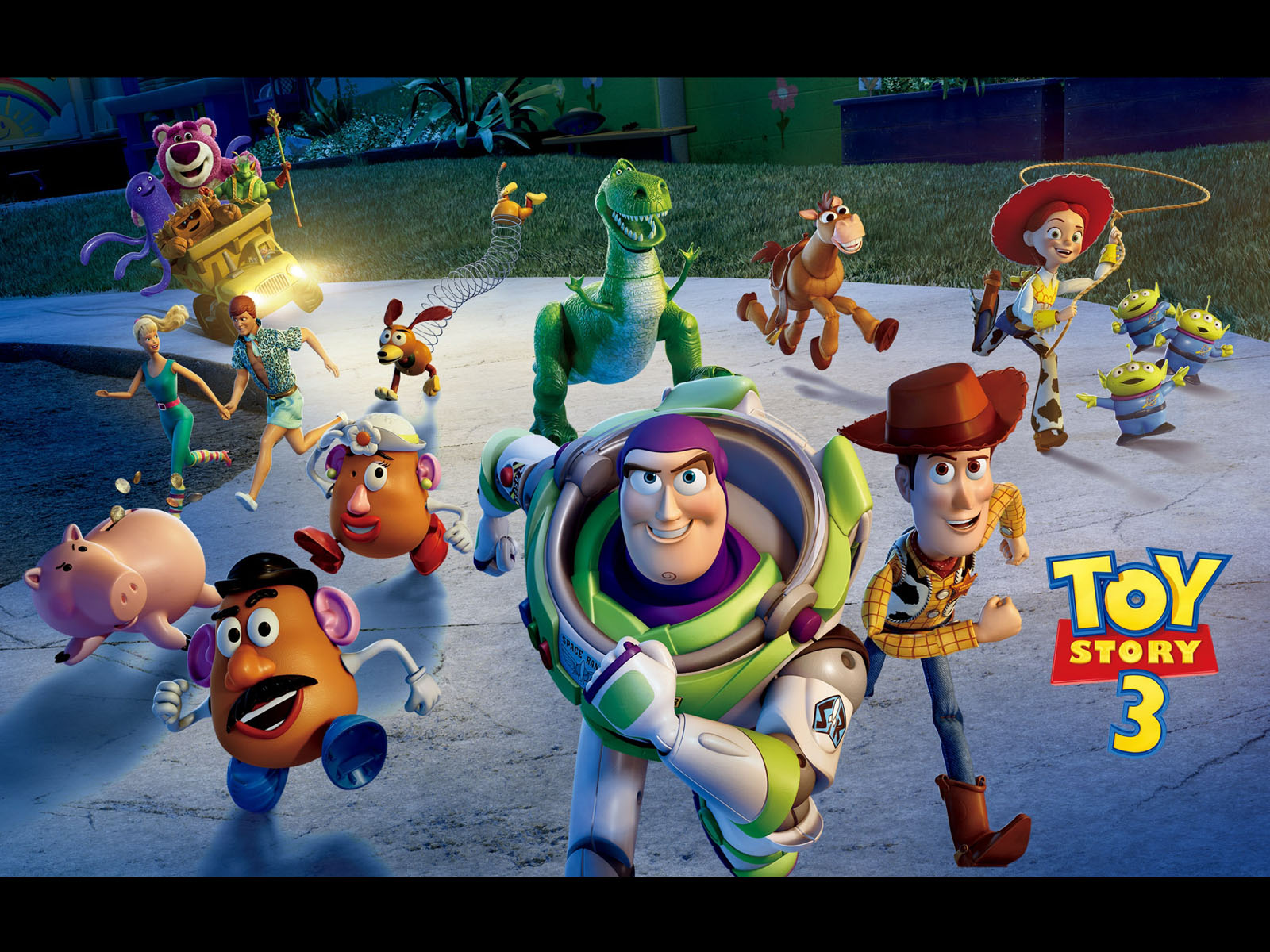Cute Animals Desktop Wallpapers Wallpapers Toy Story 3