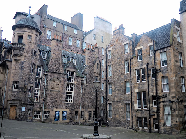 The Writers' Museum, Edinburgh, Scotland