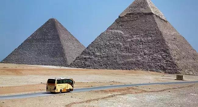 Η δήλωση αρχαιολόγου για τα θαμμένα αντικείμενα της Αιγύπτου