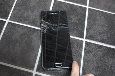 thay mặt kính Samsung Galaxy A3 giá bao nhiêu?