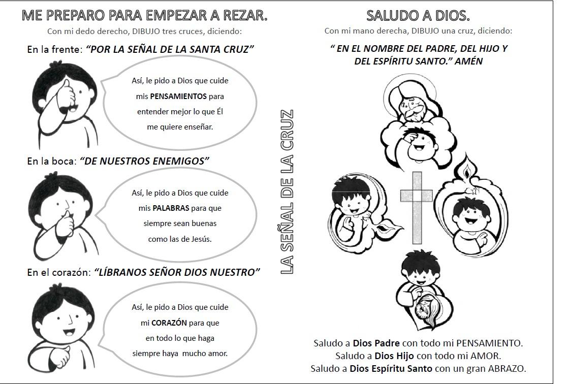 el rosario para ninos