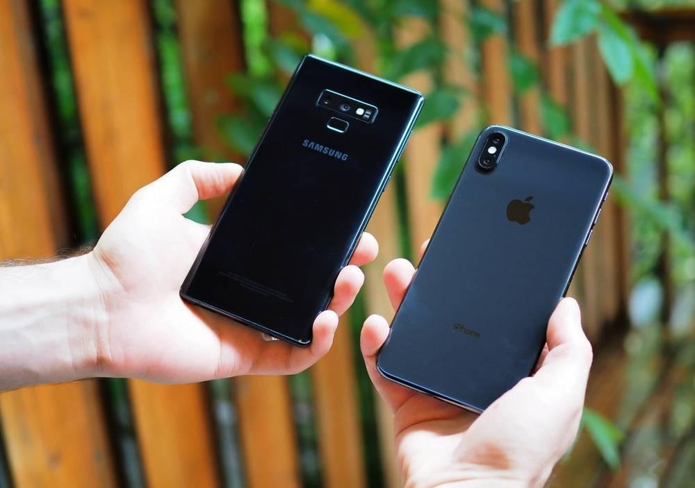 Kelebihan dan Kekurangan Samsung Galaxy Note 9 vs iPhone XS Max (androidncentral.com)
