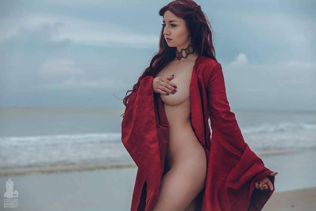 Danica Rockwood bikini