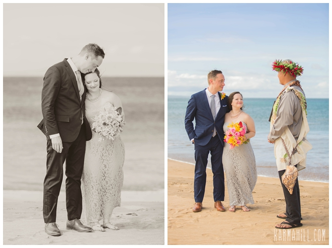 Elopement in Maui