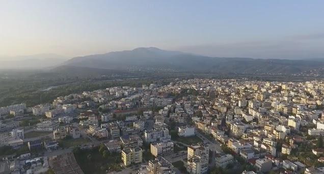 Αρτα: Μοναδικά Τοπία ...Απο Ψηλά! [Βίντεο]