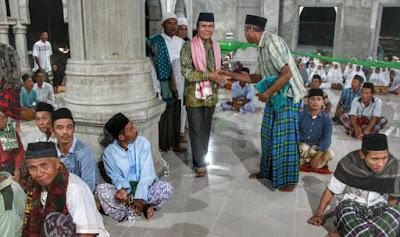 Ali BD Minta Masyarakat Nusa Tenggara Barat Jangan Coreng Keindahan Masjid