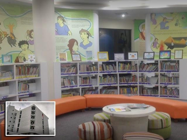 Wisata Literasi di Dinas Perpustakaan dan Kearsipan Daerah Jawa Barat