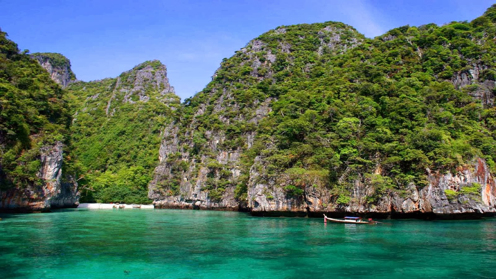 Hd Background Wallpaper 800x600: HD WALLPAPERS: Download Thailand Beach HD Wallpapers