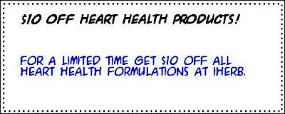 iHerb Promo Heart Health