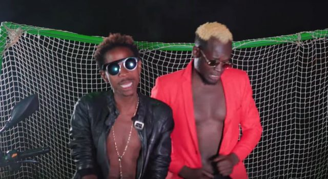 Eric Omondi Ft Mc Antonio - Kiwaru Video