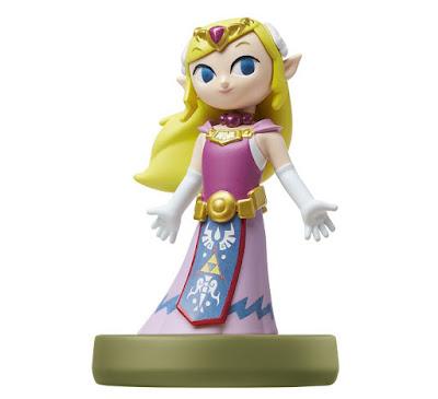 JUGUETES - NINTENDO Amiibo  Figura Princesa Zelda : The Wind Waker  Colección Zelda | 2 diciembre 2016  Comprar en Amazon España