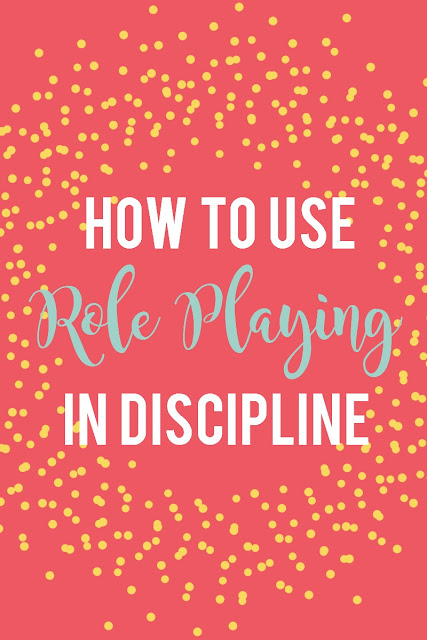 Role playing in discipline is an effective technique that teaches kids confidence.  Learn more about how to use it by clicking the link.