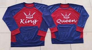Jual Online Sweater King Pocket Murah Jakarta Bahan Babytery Terbaru