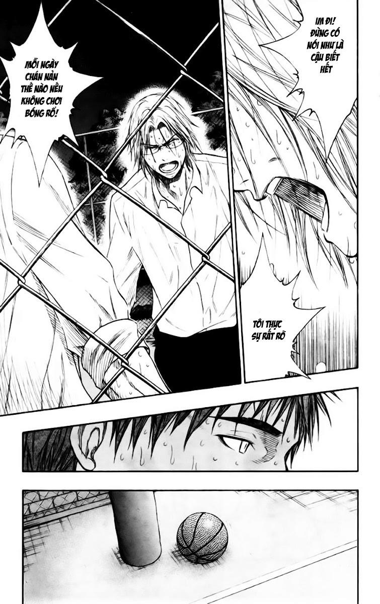 Kuroko No Basket chap 096 trang 19