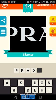 Iconica Italia Pop Logo Quiz soluzione pacchetto 6 livelli 44-100