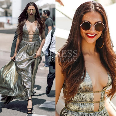 deepika padukone cannes film festival photos 2018