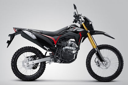 The New Style Honda CRF150L