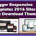 Blogger Responsive Templates 2016 Sites Free Download Themes