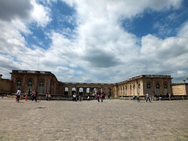 Trianon en Versalles