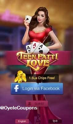 Teen Patti Love App