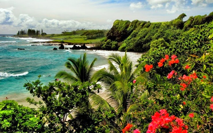 9. Hamoa, Maui, Hawaii - Top 10 Beaches to Go to in 2015