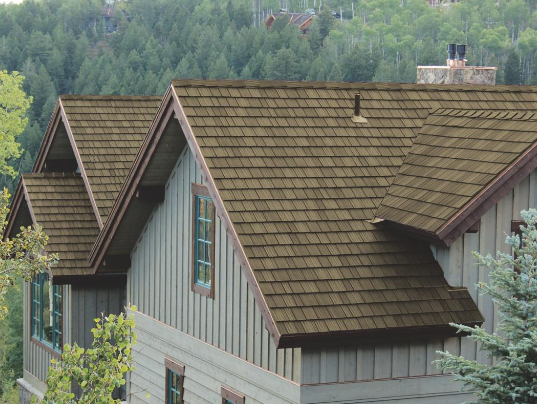 Wood Shingles and Shake