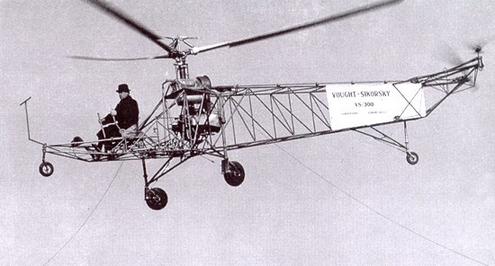 Helikopter karya Igor Sikorsky
