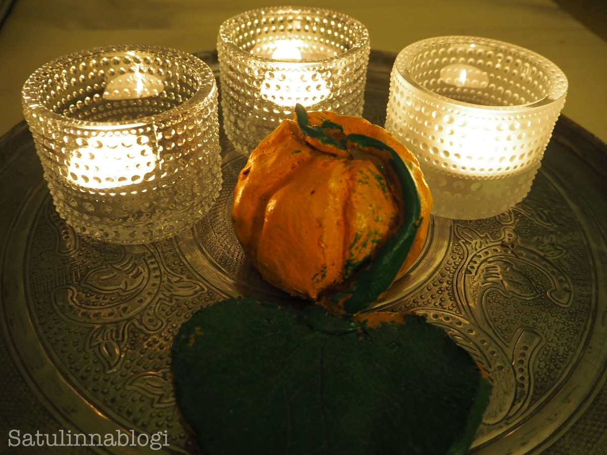 iittala kynttilät tunnelma