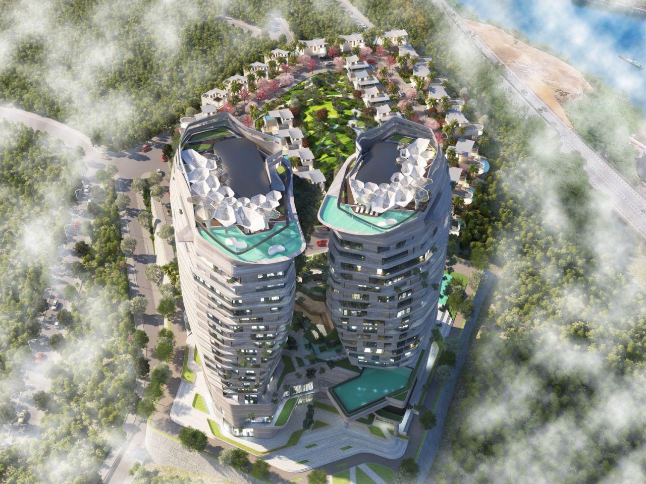 Phoenix Legend Hạ Long - Tuyệt phẩm kiến trúc - Kiến tạo kì quan