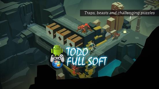 Descarga la apk del juego Descargar Lara Croft GO v2.1.69012