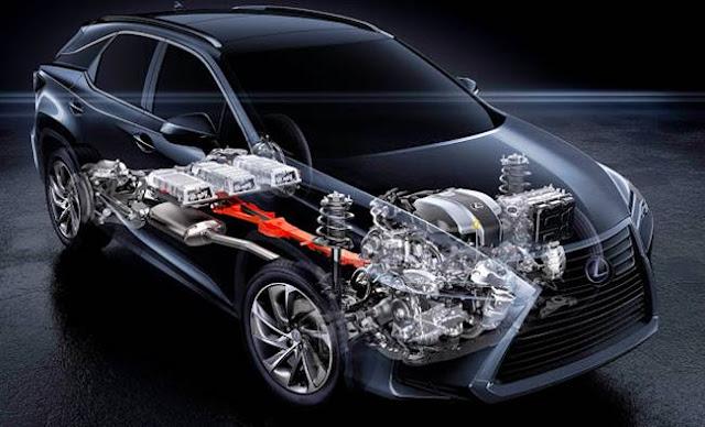 Lexus Cars India 2016