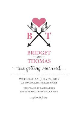 Edita, modifica, descarga e imprime estas plantillas gratis de invitaciones de boda