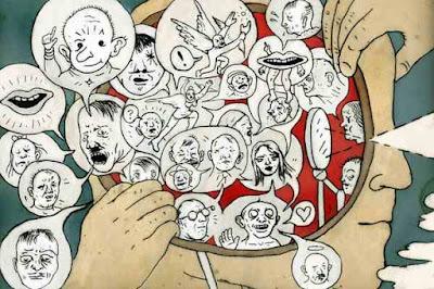 phân biệt bệnh tâm thần phân liệt