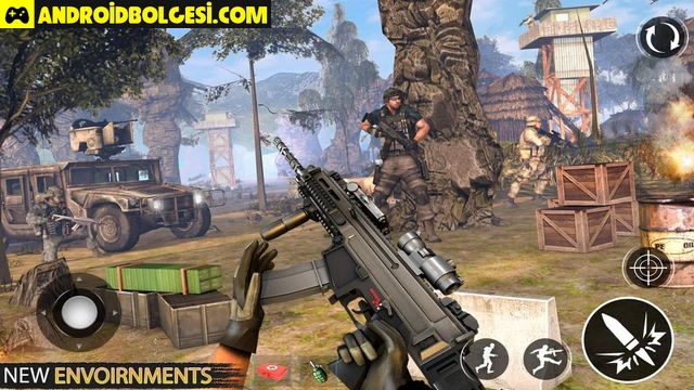 Askeri Komando Nihai Saldırı Hile