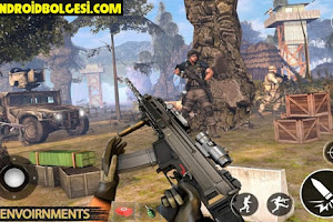 Askeri Komando Nihai Saldırı 1.2 Hile Mod Apk indir (Para Hileli)