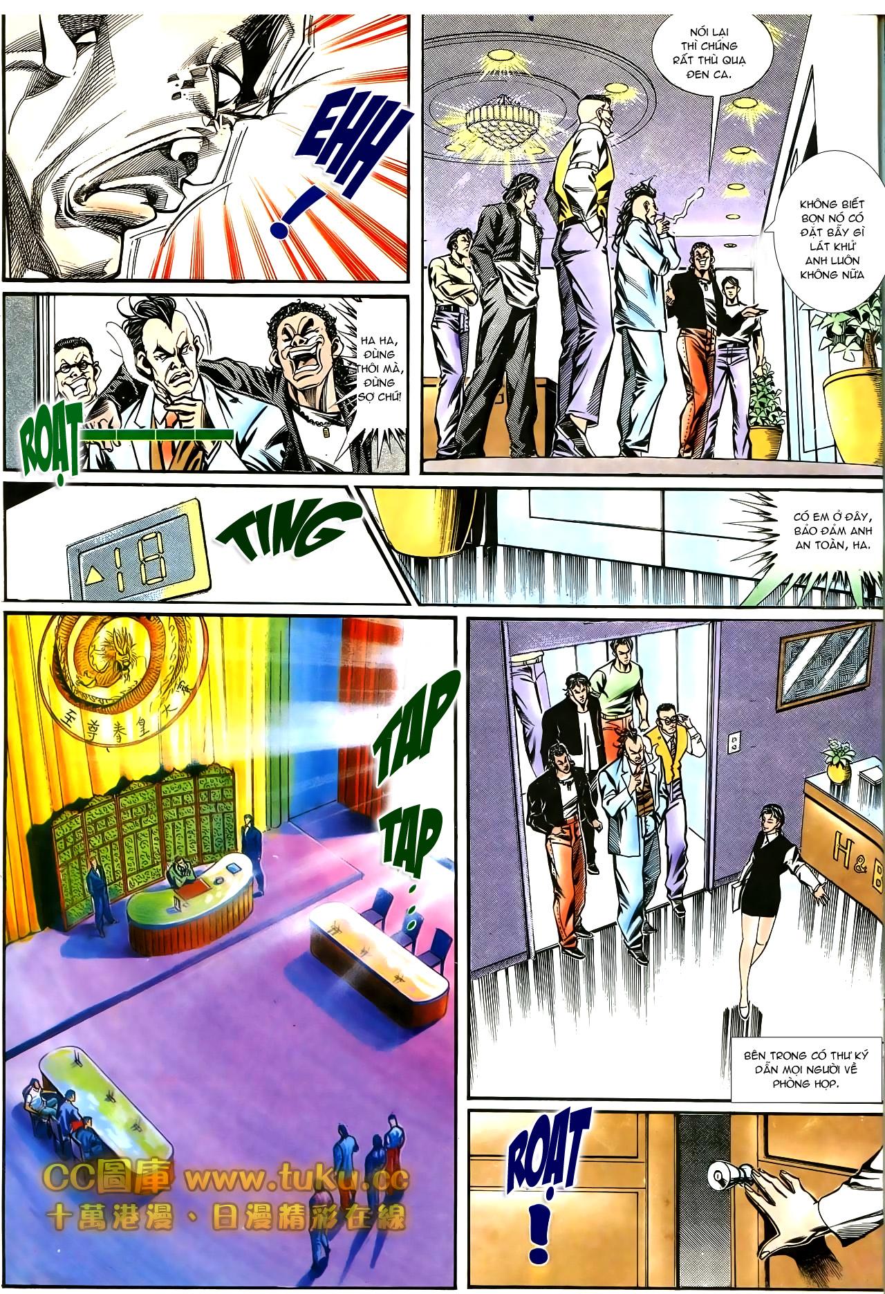 Người Trong Giang Hồ chapter 187: huynh đệ tình trang 14