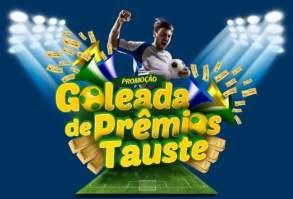 Cadastrar Promoção Tauste Supermercados 2018 Goleada Prêmios Copa do Mundo