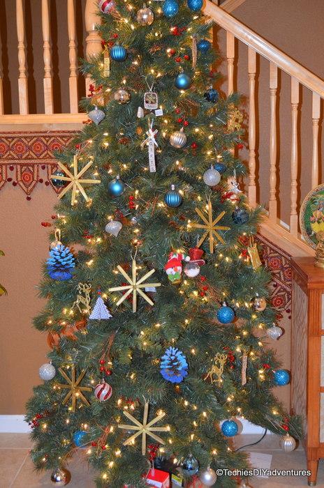 DIY Spoon Handle Star Ornaments
