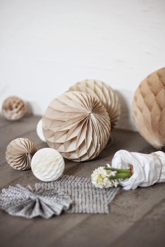 4 ideas fáciles para decorar la mesa de Navidad