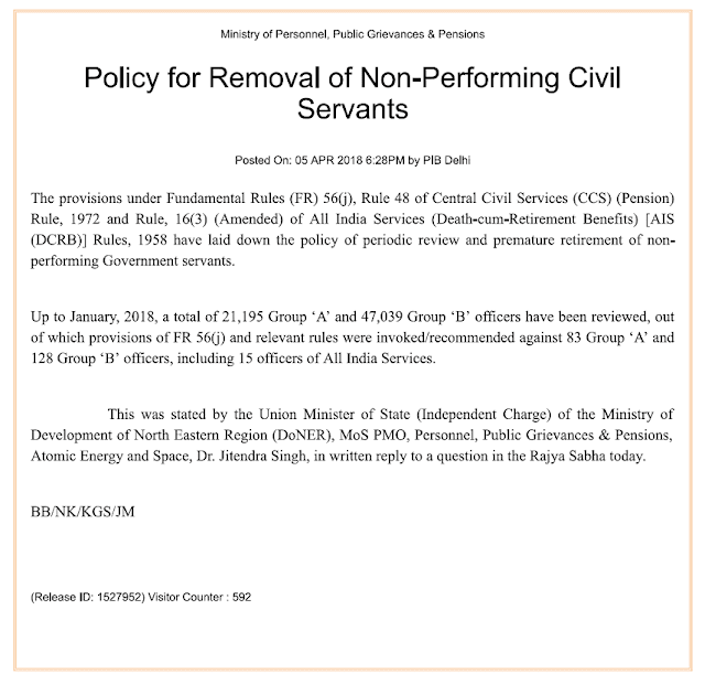 removal-of-non-performing-civil-servants-govempnews