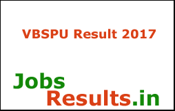 VBSPU Result 2017