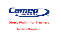 Cameo-Global-Communications-walkins-for-freshers