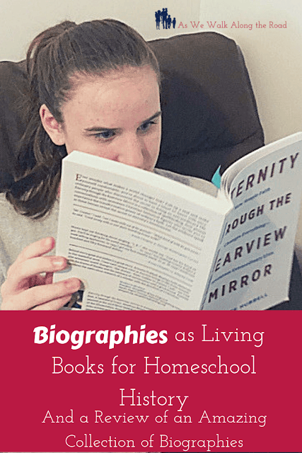Biographies for homeschool history